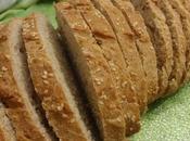 Pain semaine: pain farine d'épeautre graines sésame bread week: whole spelt sesame seeds semana: espelta integral semillas sésamo