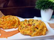 Mini bundtcakes verduras