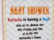 Invitaciones para Baby Shower Diseños Varios.