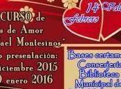 "Certamen Cartas Amor ""Rafael Montesinos"""