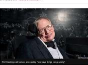 Stephen Hawking: Tres amenazas humanidad