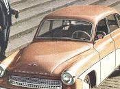 Wartburg 1000 Limuzyna Luxe 1963