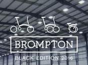 Brompton encuentra producción modelo Black Edition, invita clientes ganar