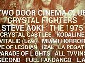 Arenal sound confirma Crystal fighters