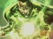 Arte conceptual green lantern corps material exclusivo escuadrón suicida