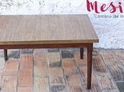 DIY: Cambio look mesita centro