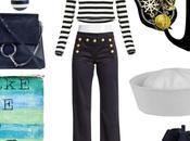 Disfraz casero marinera