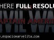 Revelados nuevos juguetes Capitán América: Civil