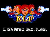 ELF, nueva aventura conversacional para Amstrad disponible!