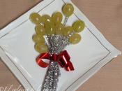 Ideas como presentar uvas nochevieja