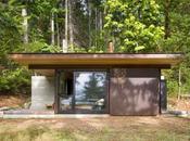 Cabaña Minimalista Columbia Britanica