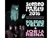 Stereoparty 2016, fiesta