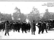 Madrid, cien años atrás. enero 1916