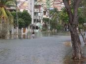 Fuertes inundaciones afectan Habana