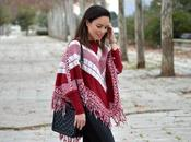Outfit Poncho