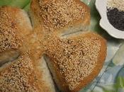 Pain semaine: pain graines sésame pavot bread week: sesame poppy seeds semana: semillas sesamo amapola