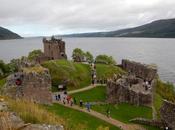ruinas castillo Urquhart (Escocia)