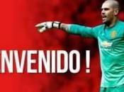 Victor Valdés cedido Standard Lieja