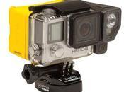 Brunton Night, interesantes accesorios para GoPro multiplican autonomía
