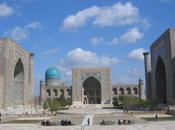 Recorrido Uzbekistan Samarkanda
