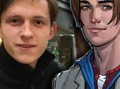 ¿Así lucirá Holland como Peter Parker?