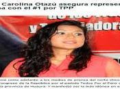 JAMÁS DICHO PROPUESTA IDONEA… dice-Carolina Otazú