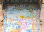 retablo cerámico Pedro.
