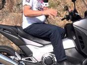 Test Scooter Honda Integra
