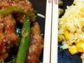 Ternera pimientos estilo chino