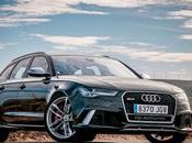 Prueba fondo Audi Avant