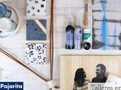 Talleres GRATIS Chalk Paint Foto Transfer Textiles
