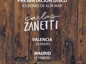 Carlos Zanetti presenta Ilusiones Alta Valencia