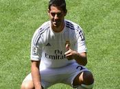 banda izquierda Real Madrid