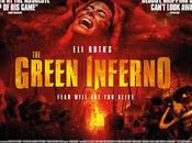 "Nuevo quad póster para reino unido ""the green inferno"""