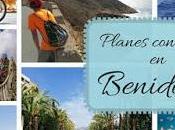 Planes para hacer niños Benidorm disfrutar familia