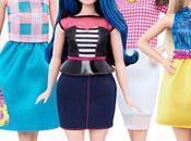 Mattel lanzará tres nuevas Barbies medidas reales