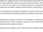 Google friend connect cómo seguir blog