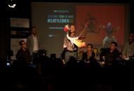 aires africanos Musical León sumergen viaje desde auditorio