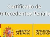 Cómo pide certificado antecedentes penales cuánto cuesta