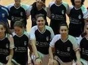 partido fútbol sala femenino Almadén