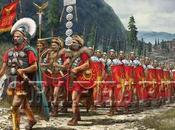 legiones romanas, borde Irlanda