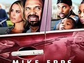 "Primer póster oficial meet blacks, parodia ""the purge"""
