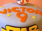 Tarta BB-8 Star Wars, despertar fuerza