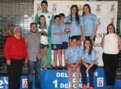 C.N. Hermanas vuelve ganar Campeonato Natación Ciudad