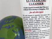 Ultra Facial Cleanser Kiehl's, limpiadora básica