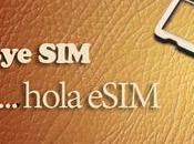 eSIM, cara Mobile World Congress 2016