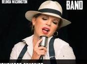 Belinda Washington banda, directo Teatro Bodevil