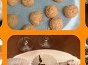 Bolitas coco, zanahoria chocolate