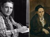 """Gertrude Stein: parezco nada retrato""""."""