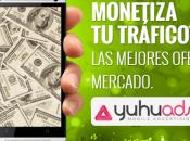 Hacer dinero sitio Yuhu (Alternativa Adsense)